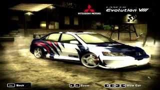 getlinkyoutube.com-Need For Speed Most Wanted (2005) - How To Make All Blacklist Cars (HD)
