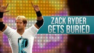 getlinkyoutube.com-WWE 2K14 Story - Zack Ryder Gets Buried (Start/Finish)