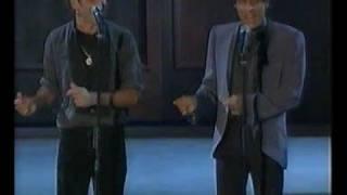 getlinkyoutube.com-Adriano Celentano & Piero Pelù - Svalutation (Live)