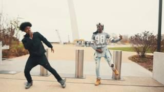 "getlinkyoutube.com-Migos - Bad and Boujee Ft Lil Uzi Vert ""The Misfitz"" (Dance Video)"