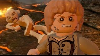 getlinkyoutube.com-LEGO Lord of the Rings Walkthrough Part 18 - Mount Doom (Ending & Credits)
