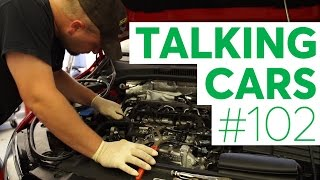 Talking Cars with Consumer Reports #102: 2017 New Car Reliability