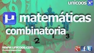 Imagen en miniatura para Combinatoria 04 - Variaciones con repeticion