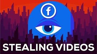 getlinkyoutube.com-How Facebook is Stealing Billions of Views