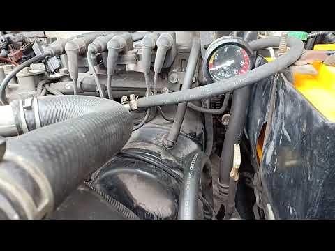 Mitsubishi Montero Sport 2000 г.в. Алгоритм работы бензонасоса.