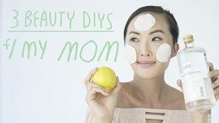 getlinkyoutube.com-Beauty DIYs I Learned From My Mom