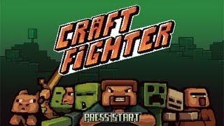 getlinkyoutube.com-CRAFT FIGHTER เมื่อตัวละครมายคราฟมาสู้กัน!