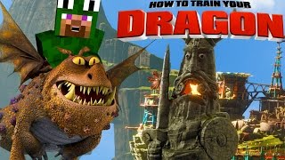 getlinkyoutube.com-Minecraft - HOW TO TRAIN YOUR DRAGON 2 - [3] 'Building our Ships'