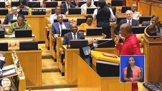Julius Malema Warns Cyril Ramaphosa
