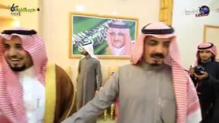الشيخ / رجاء بن بشير الاشدف يحتفل بزفاف ابنه فارس