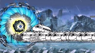 【雑改造】 無限超特急でサイクロン相手に無双するだけ 【にゃんこ大戦争】