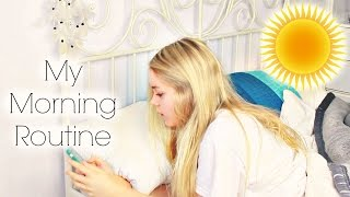 getlinkyoutube.com-My Morning Routine For School | Ella Victoria | Tiny Tea Review