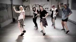 getlinkyoutube.com-BIGBANG - 뱅뱅뱅 (BANG BANG BANG) dance cover//Poland (by Ron - Ready..orNot)