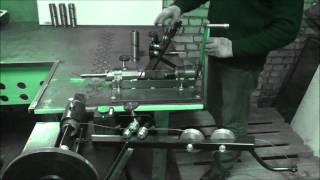 getlinkyoutube.com-Бизнес с нуля. Станок для плетения сетки рабицы.Февраль 9, 2014