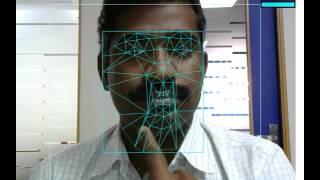 getlinkyoutube.com-Face tracking Javascript + WebRTC API + OpenCV