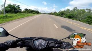 getlinkyoutube.com-ทดลองขับทำ Top speed Yamaha GT125