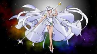 Sailor Cosmos Transformation By Shadowsaturn