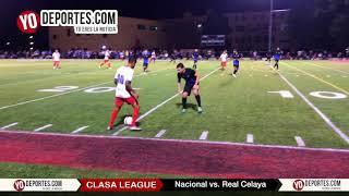 Atletico Nacional 1-1 Real Celaya Juego de Ida CLASA Playoffs