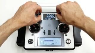 FrSky Taranis X9E Calibration How To