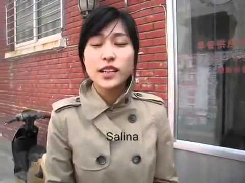 Chinese University Girls Speak Pashto=Afghan National Language Cute!!