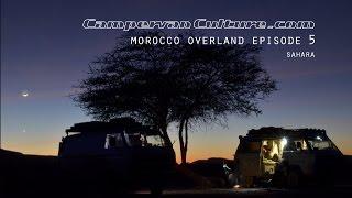 getlinkyoutube.com-VW T25/T3/Vanagon/Syncro Morocco Overland Episode 5 - Sahara