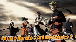 Future Naruto / Anime Games ? Serious Discussion w/ @Shikasclouds