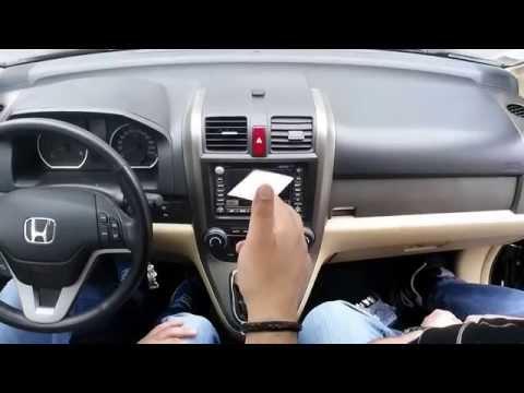 Где находятся передние амортизаторы у Honda Vezel