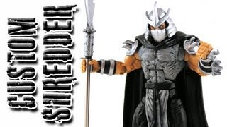 getlinkyoutube.com-Custom SHREDDER v2 Marvel Legends TMNT Action Figure
