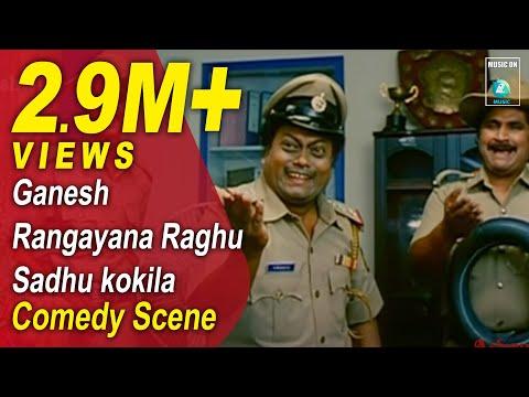 Sadhu Kokila Comedy | MR 420 Kannada Full Movie Comedy Scenes 6