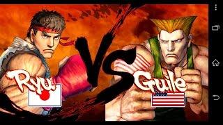 getlinkyoutube.com-Street Fighter IV HD v1.00.03 [Apk] [Android] [MG] sin necesidad de emulador