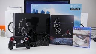 getlinkyoutube.com-Star Wars Battlefront PS4 UNBOXING