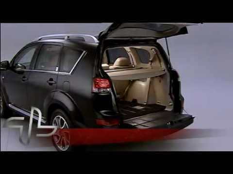 Citroёn C-Crosser (Mitsubishi Outlander XL ,Peugeot 4007) part 1.avi