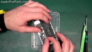 getlinkyoutube.com-iPhone 4S Battery Replacement Repair Guide - www.AppleiPodParts.com