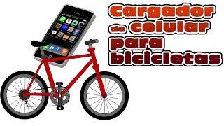 getlinkyoutube.com-Aprende a hacer un cargador de celular para bicicletas │Fácil y efectivo