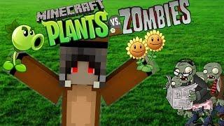 getlinkyoutube.com-Minecraft Map Cubes Vs Zombies OMG นี้มัน Plants Vs Zombies ในมายคราฟXD