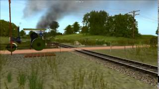 getlinkyoutube.com-The Engines of Sodor Episode XII: The Road Rebel with Rollers