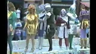 Rubery Carnival 1986