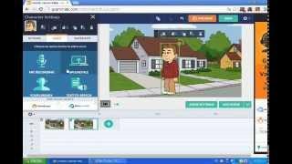 Tutorial:Como hacer una serie animada gratis sin descargar nada parte 1