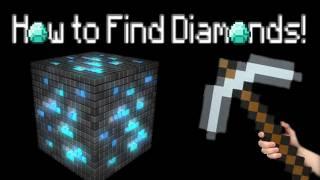 getlinkyoutube.com-Minecraft: How to Find Diamonds!