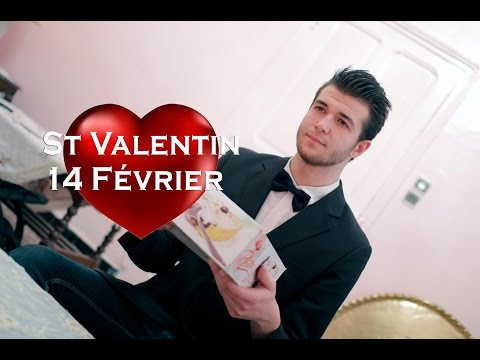 Amine tefaha saint- valentin dz عيد الحب في الجزائر 2015 ( la carte jaune)