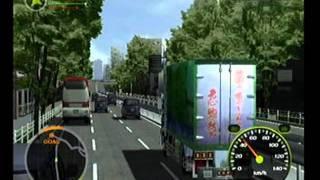 getlinkyoutube.com-全国デコトラ祭り 幌トラック