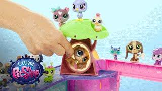 getlinkyoutube.com-Littlest Pet Shop - 'Pet Shop Playset!' Official T.V. Spot