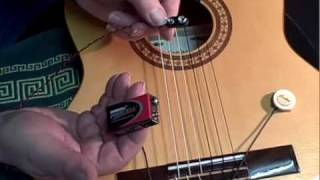 getlinkyoutube.com-NEW Carlos SLY Acoustic Guitar Pickup