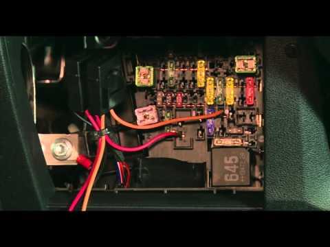 (Seat heating installation)(Skoda Octavia 2014)