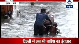 ABP LIVE: Rain lashes Mumbai