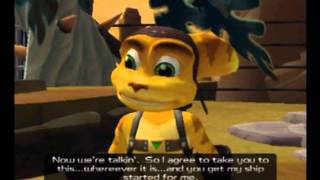getlinkyoutube.com-Ratchet and Clank 1 Walkthrough Part 1: Veldin and Novalis are pretty nice this time of year