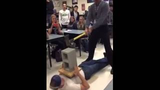 getlinkyoutube.com-Teacher hit student vine