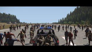 getlinkyoutube.com-ArmA 3 - Zombies & Demons: Escape