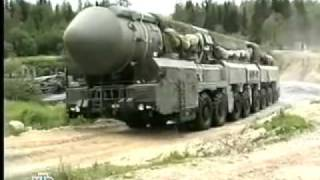 """getlinkyoutube.com-Russian """"Topol-M """"The most powerful nuclear weapons in the world!"""
