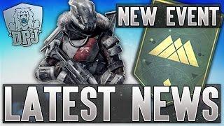 getlinkyoutube.com-Destiny News: New Spring Event? (NOT CRIMSON DAYS) - Weapon Balancing & More!